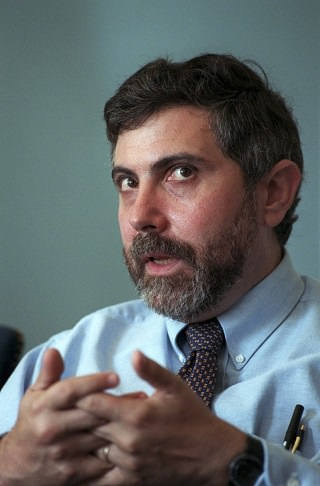 Krugman Calls for Death Panels & Middle Class Tax Increases